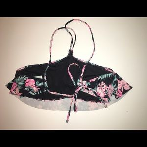 Blu C. Bikini top